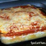 Low carb gluten free spaghetti lasagna recipe