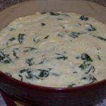 Warm Spinach Cheese Dip