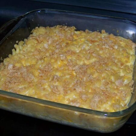 Lower Carb Macaroni and Cheese