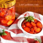 How to make strawberry sauce for cheesecake and pancakes