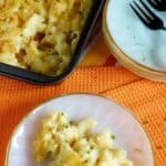 Low carb macaroni and cheese pin