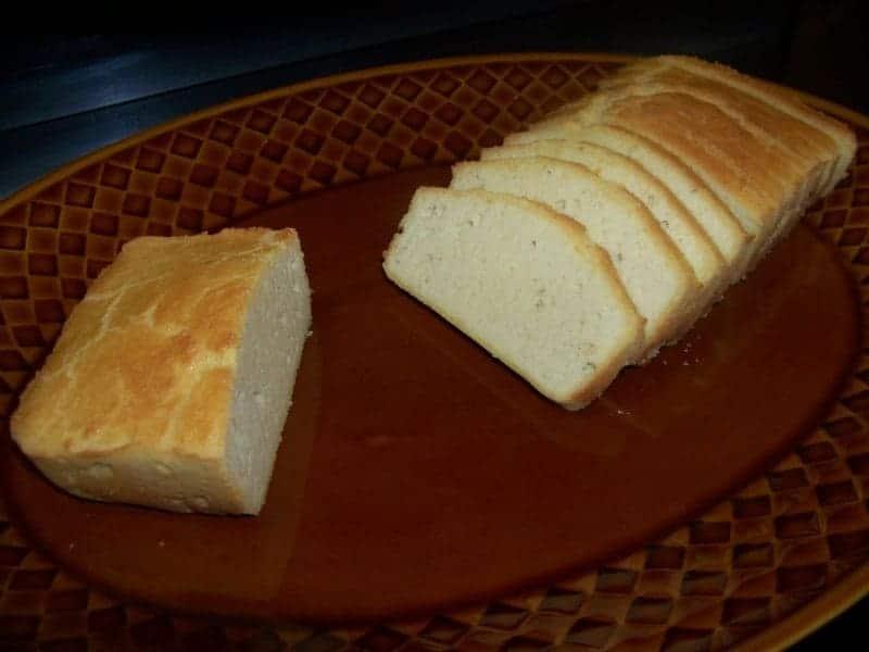 Gluten Free Almond Coconut Flour Bread