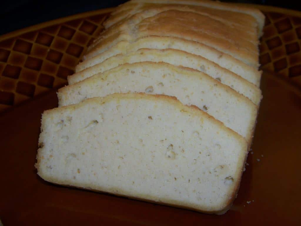 Basic Low Carb Quick Bread