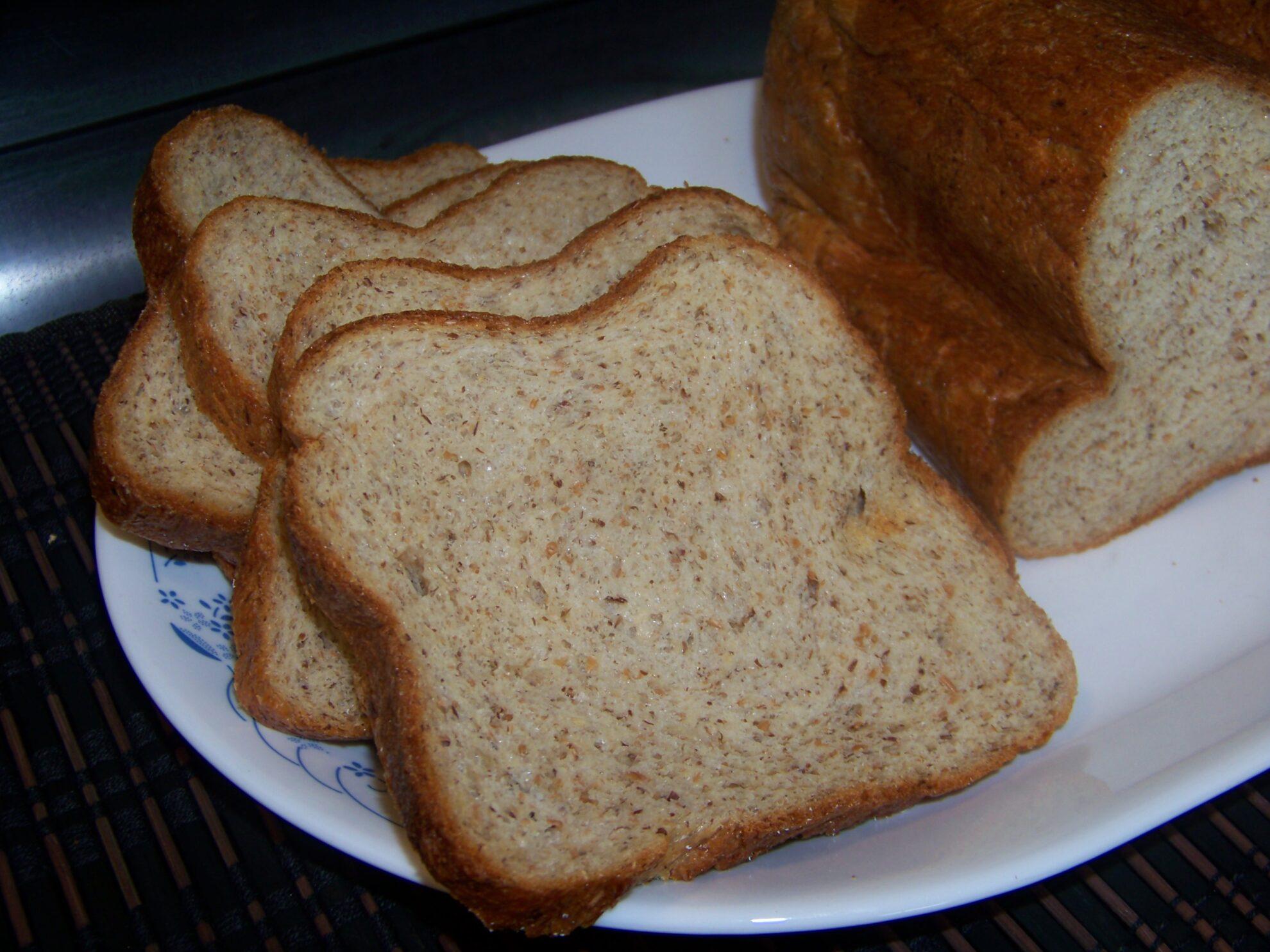 low carb bread machine mix