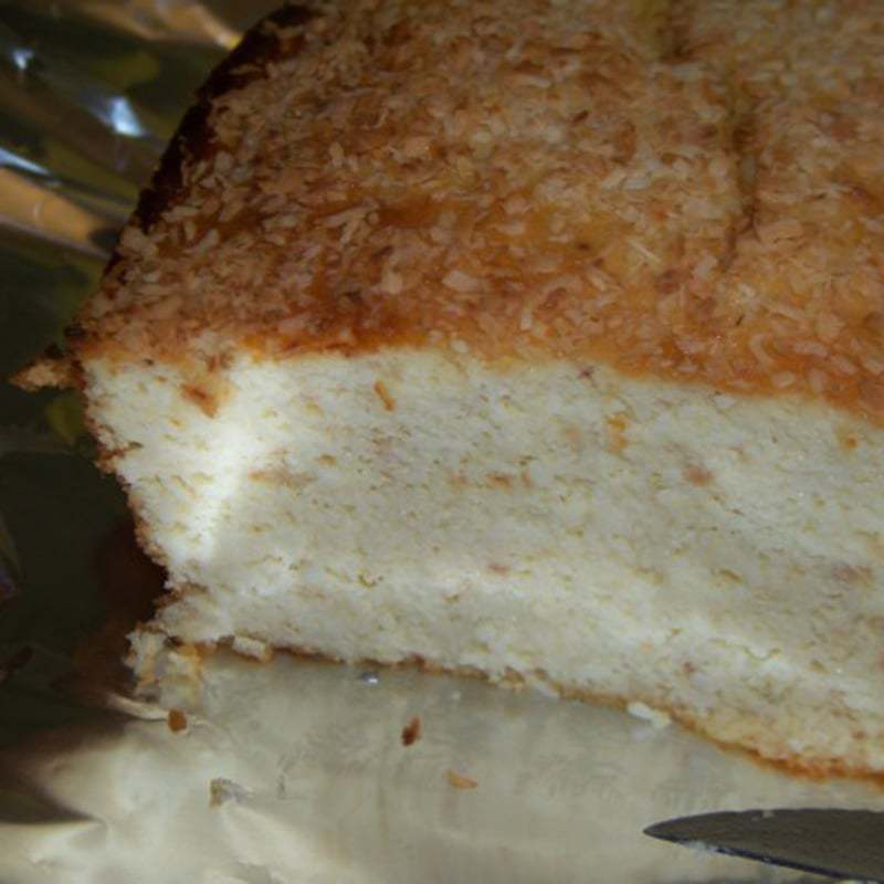 Key Lime Coconut Bread