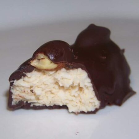 Low Carb Almond Joy Candy Bar