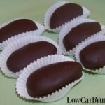 Chocolate covered candy - Low carb candies