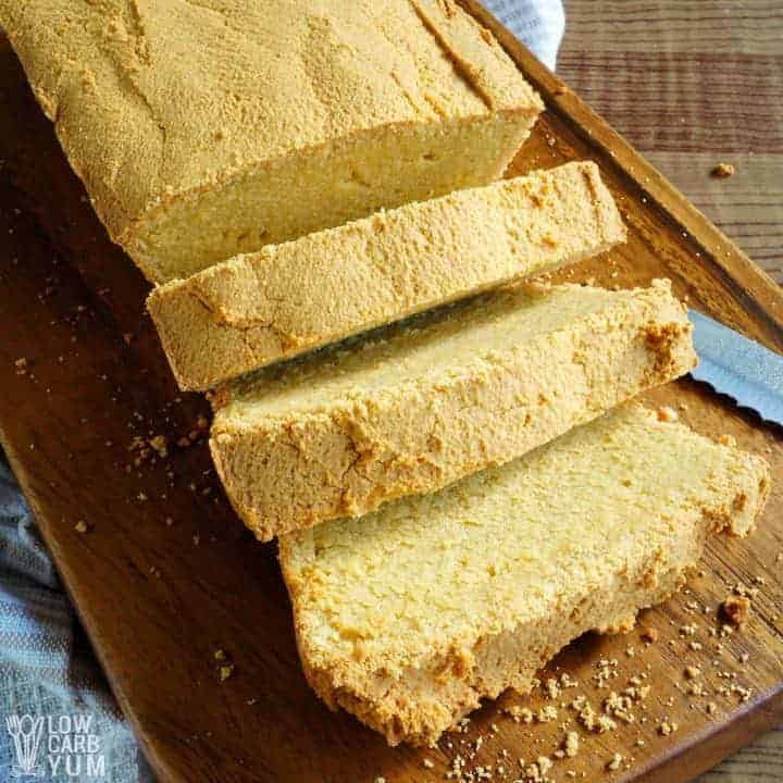 Quick Low Carb Bread