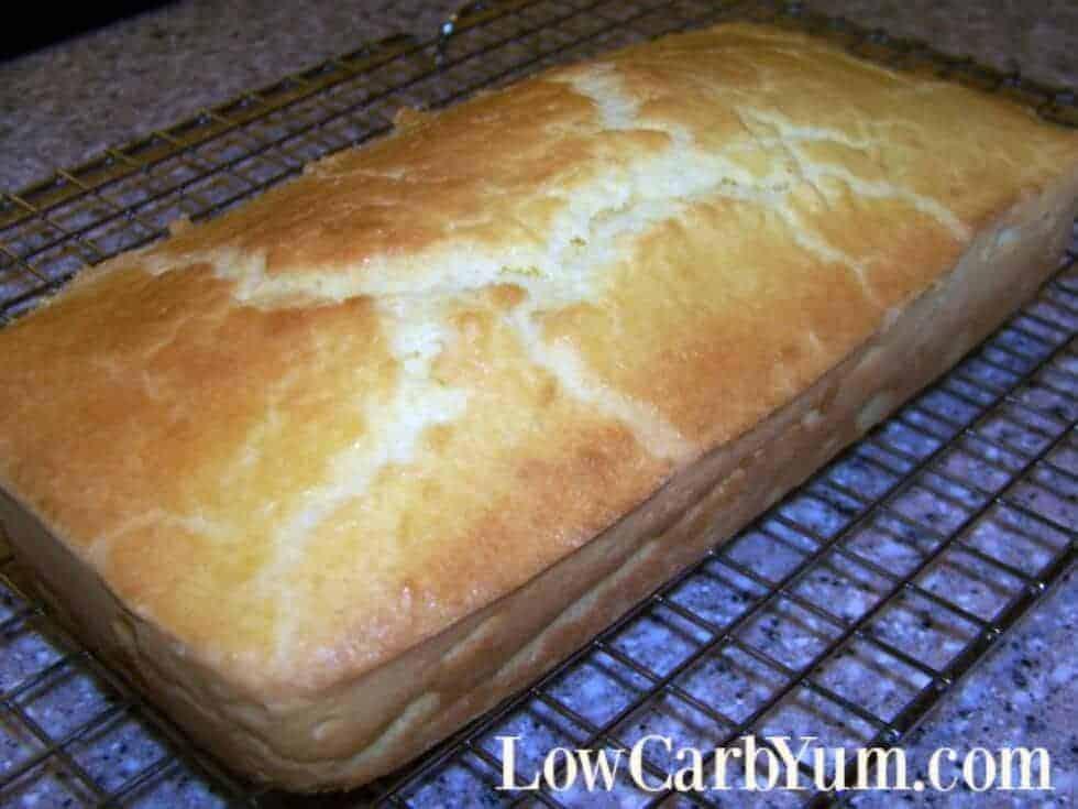 Quick low carb bread recipe