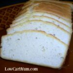 Quick low carb bread recipe
