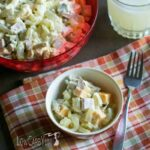 Ham and Cheese Macaroni Salad – Gluten Free