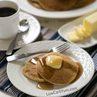 Almond Flour Pancakes – Gluten Free