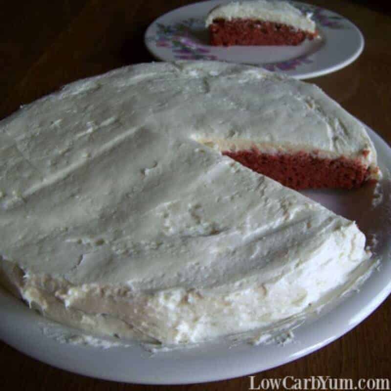 Sugar Free Red Velvet Cake Recipe – Gluten Free