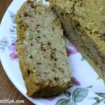 Low carb zucchini bread