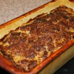 Basic Low Carb Meatloaf – Gluten Free