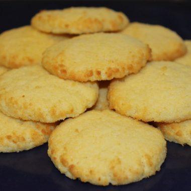 Basic Coconut Flour Cookies