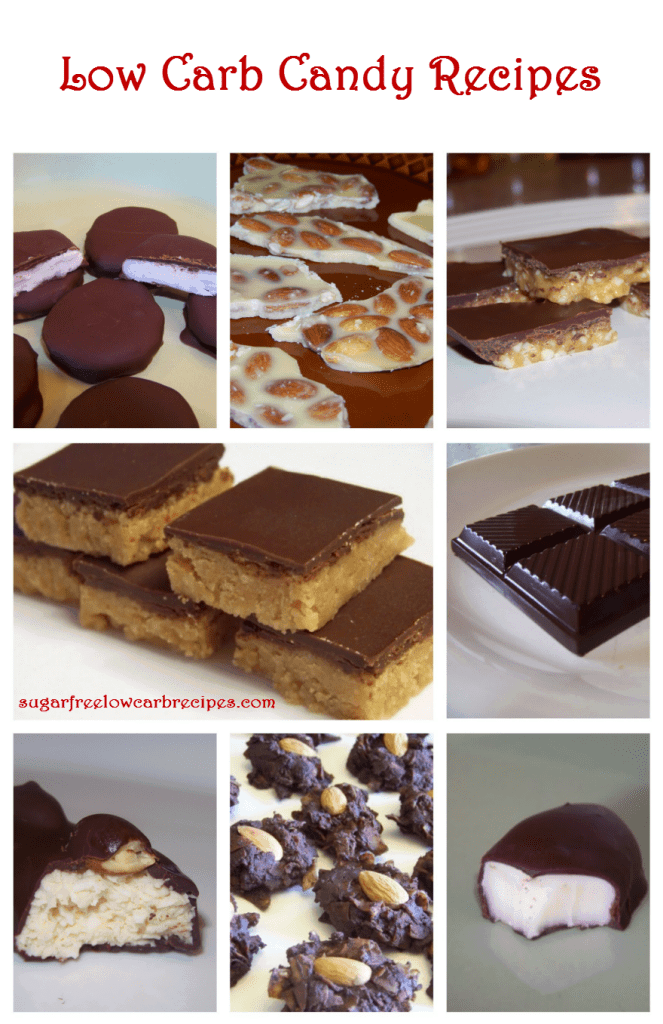 Homemade Low Carb Candy Recipes   Low Carb Yum