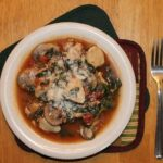 Chicken with Spinach and Tomato