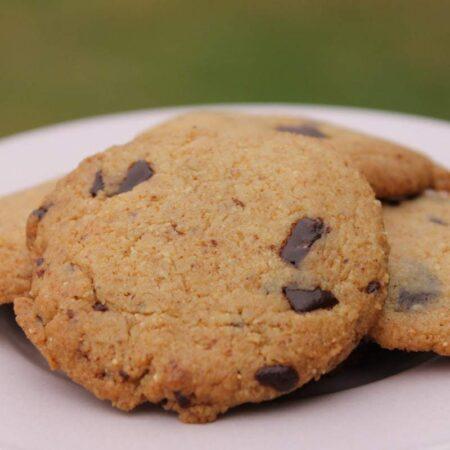 Walnut Chocolate Chip Cookies