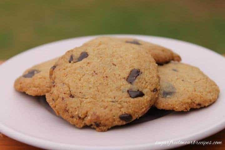 Organic Chocolate Chip Walnut Cookie Recipe