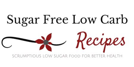 Sugar Free Low Carb Recipes Logo