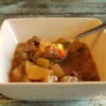 Low carb beef stew