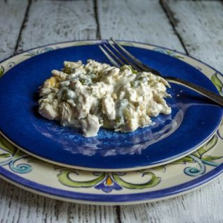 Chicken Green Bean Casserole – Gluten Free