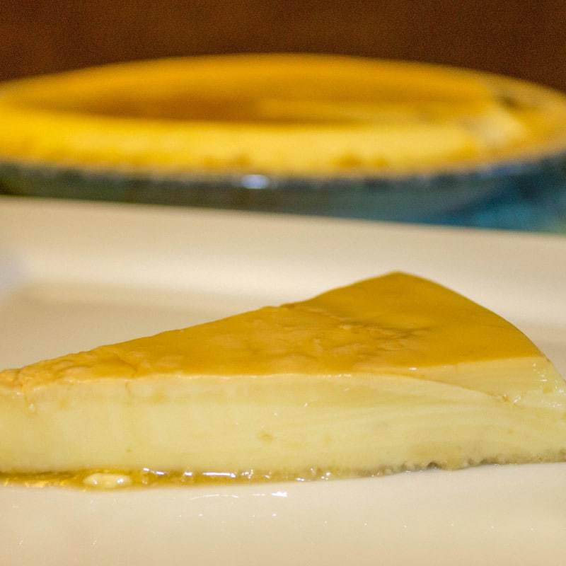 Creamy Low Carb Flan – No Sugar Added Custard