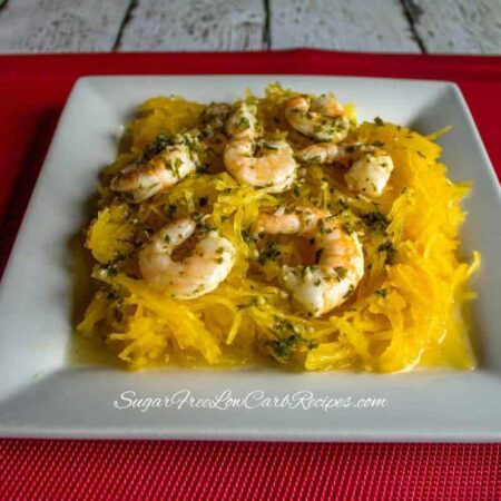 Crock Pot Shrimp Scampi