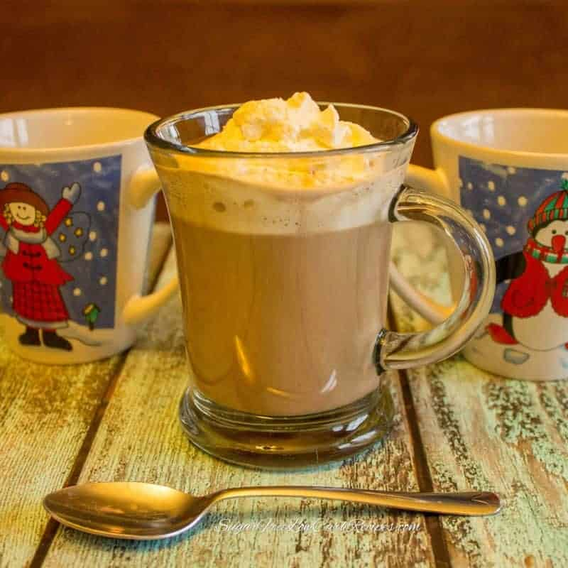 Hot Chocolate Recipe – Low Carb Sugar Free