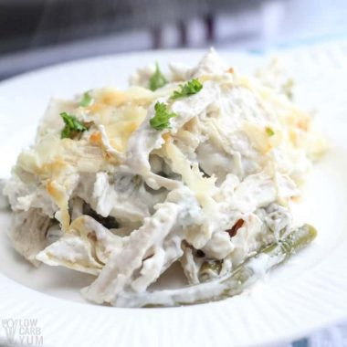 Chicken Green Bean Casserole
