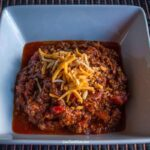 Chunky No Bean Chili