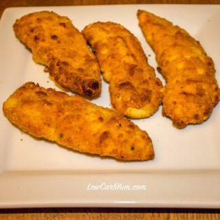 Coconut Flour Chicken Tenders – Paleo & Gluten Free