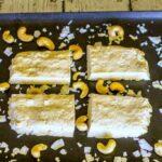 Easy coconut cashew DIY homemade Quest bar recipe
