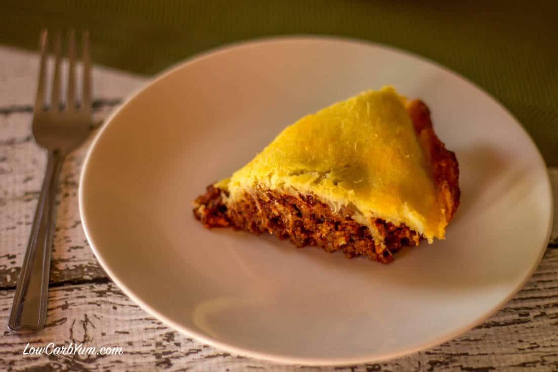 Sloppy Joe Pie Casserole Gluten Free