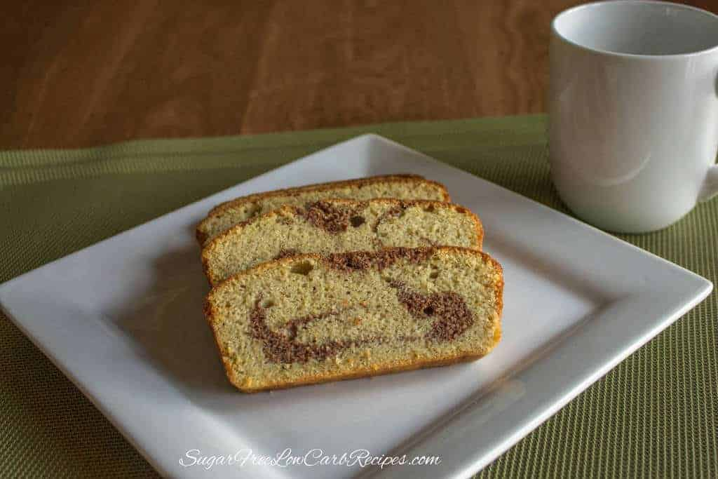 Cinnamon Swirl Bread - Gluten Free | Low Carb Yum