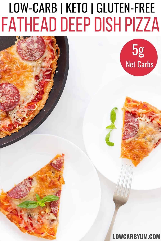 keto fathead deep dish pizza recipe