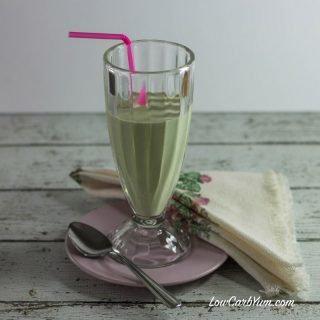 All Natural Shamrock Shake Copycat Recipe