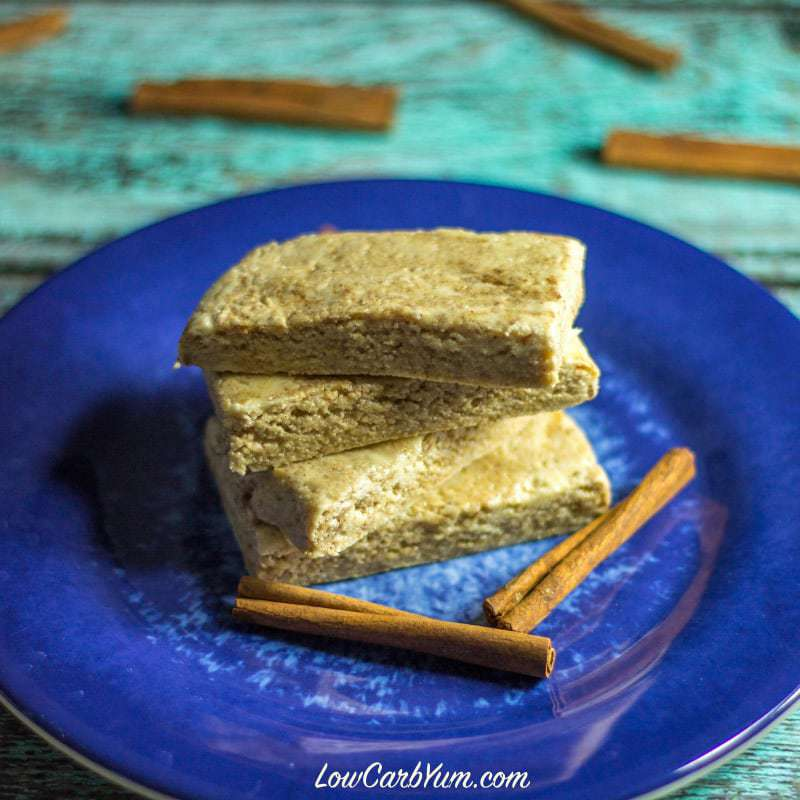 Cinnamon Bun Low Carb Quest Bars Recipe