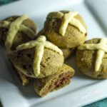 Easy Paleo Hot Cross Buns - Dairy Free