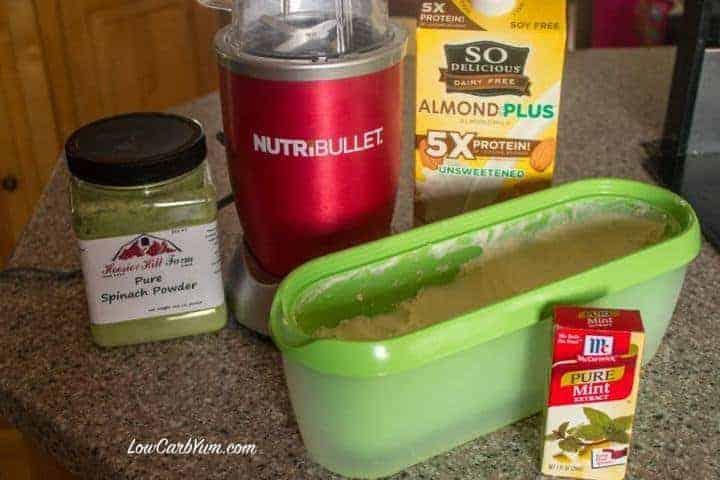 all natural shamrock shake ingredients