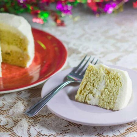 Birthday Mug Cake in Minutes
