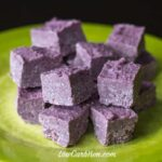 Blackberry Coconut Fat Bombs - Paleo