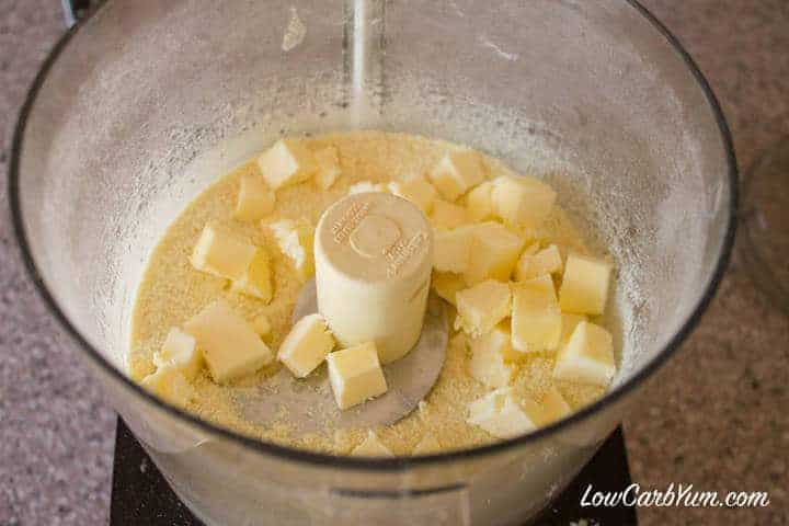 butter flours food processor