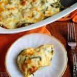 Cauliflower Rice Casserole