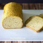 Coconut Flour Psyllium Husk Bread - Paleo