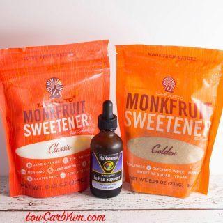 Monk Fruit Extract Sweetener