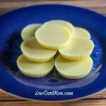 White Chocolate Fat Bombs for Keto Diet