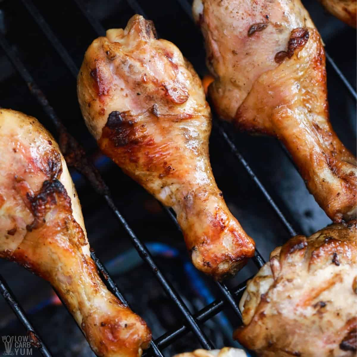 keto chicken marinade featured image