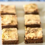 Low carb and gluten free cheesecake brownies recipe